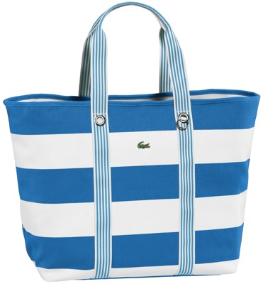 lacoste-bags-2  If you go to the beach and you need not carry a big baggage ...
