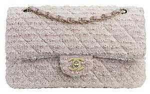 Cartera-tweed