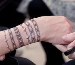 pulseras-tattoo