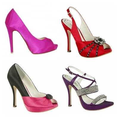 Fotos de zapato para fiesta consejos de maquillaje paso a paso - Zapatos collage ...